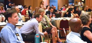 The CPBB (Un) Conference Audience (pictured above) listens to Chris & Jon present the key concepts of priority based budgeting