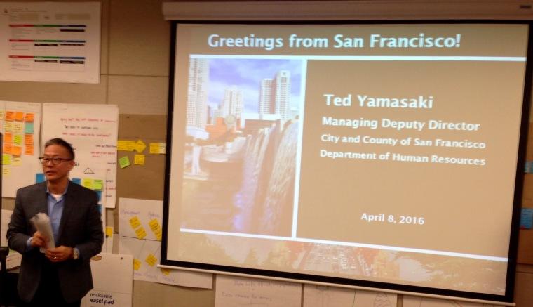 Ted Yamisaki