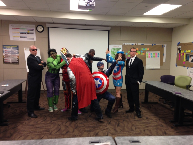 The Avengers FUNNY
