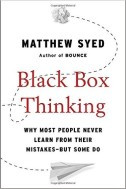 Black Box Thinking Cover
