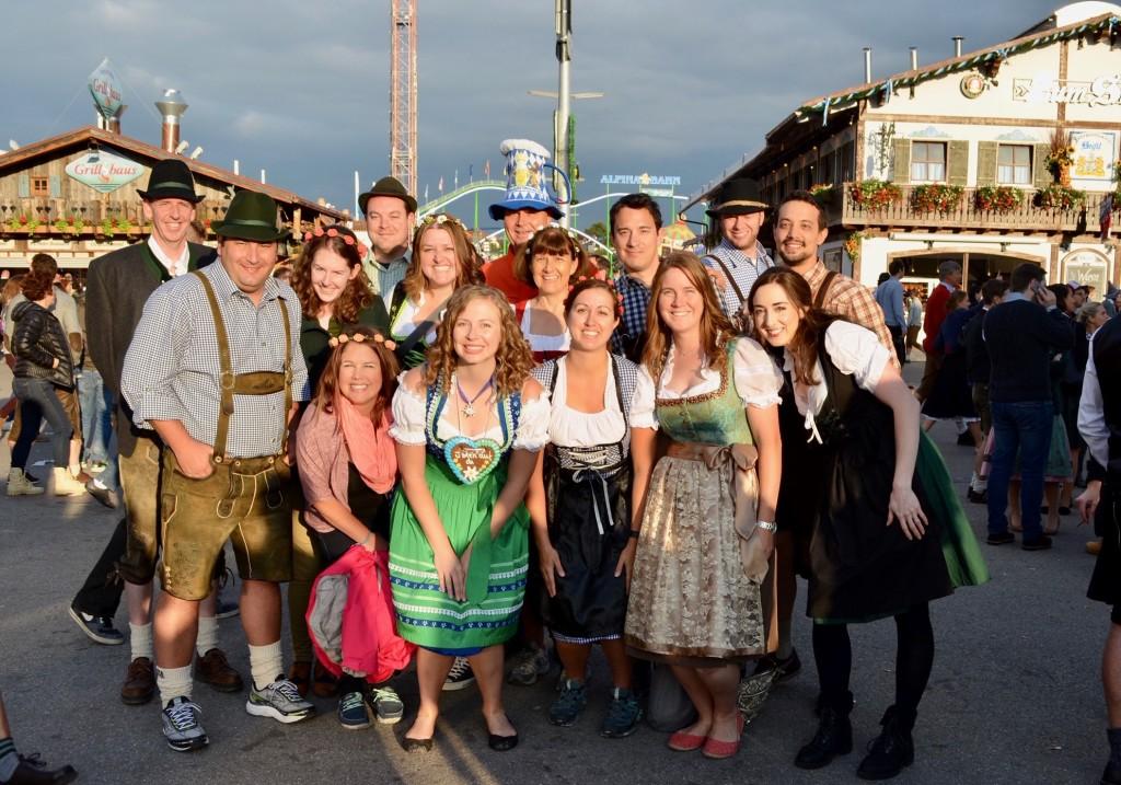 Munich Oktoberfest 2015